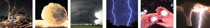Pictures of Severe Weather
